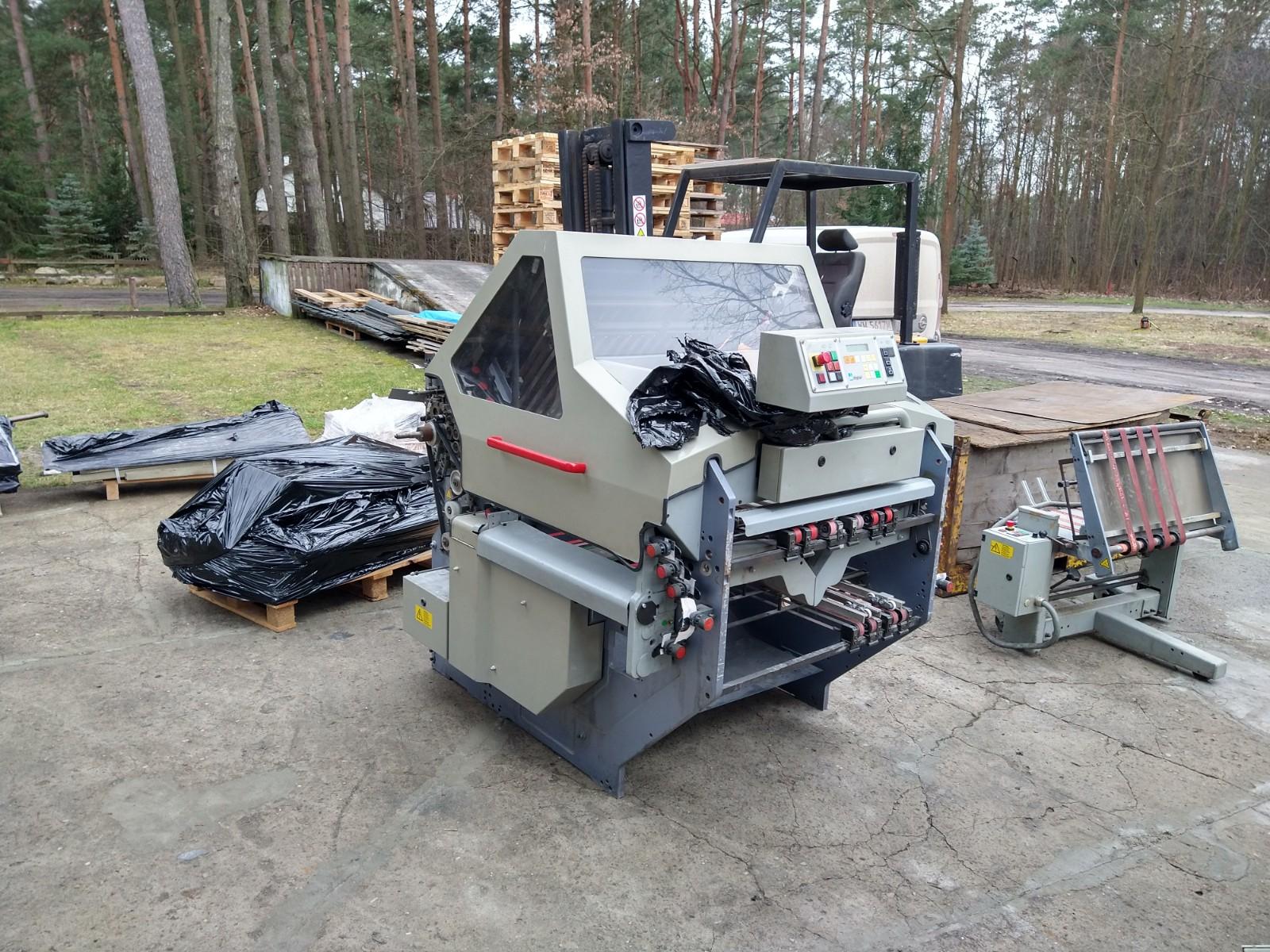 1995 Stahl KD 78/4-KTL-PD-T