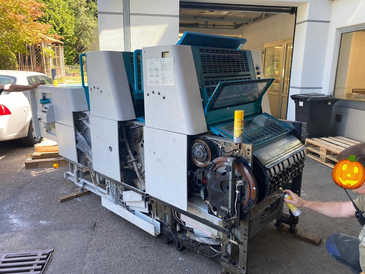 2000 Polly 466 APH, Alcolor, Europe