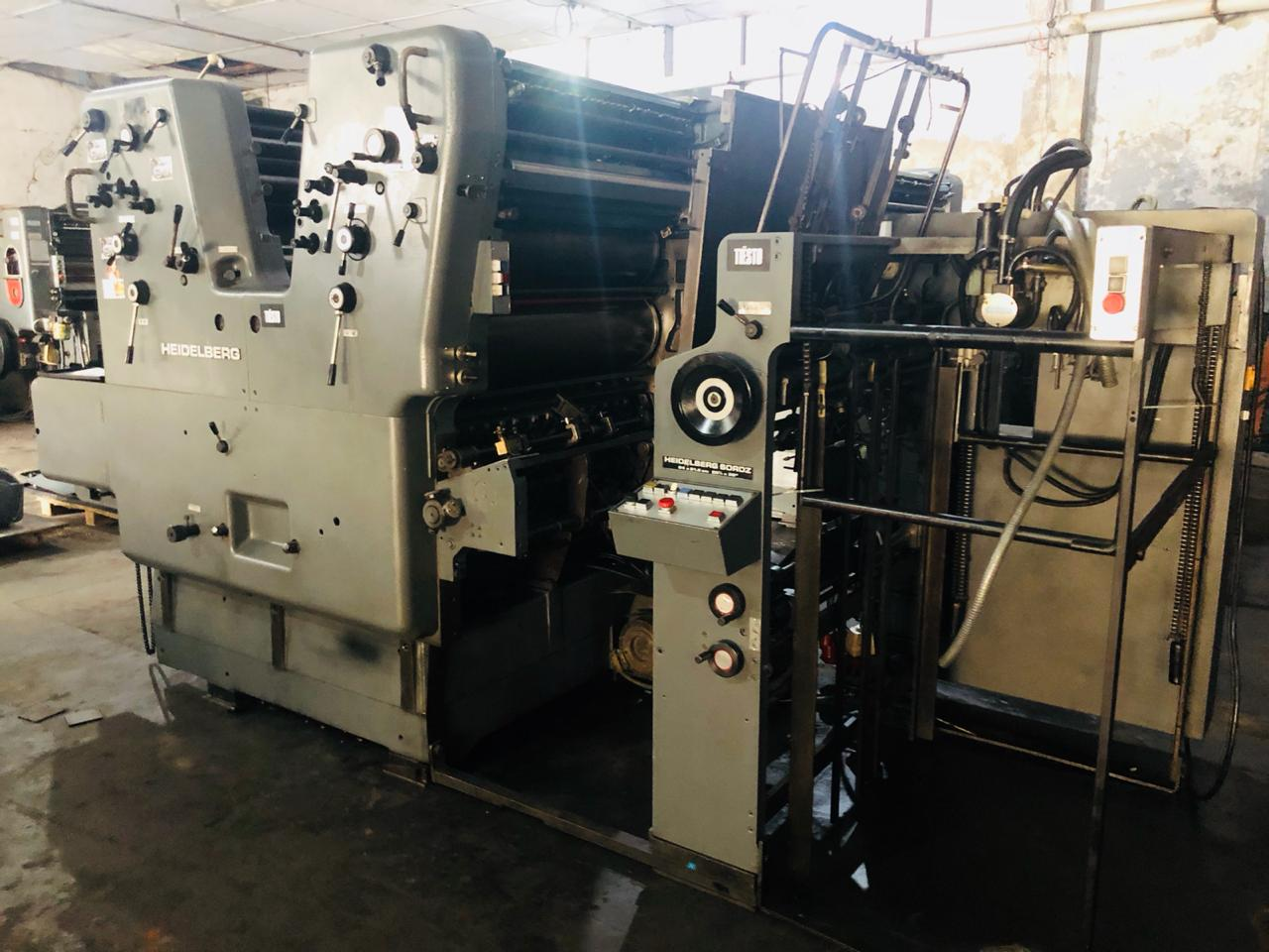 1985 Heidelberg SORDZ, Good