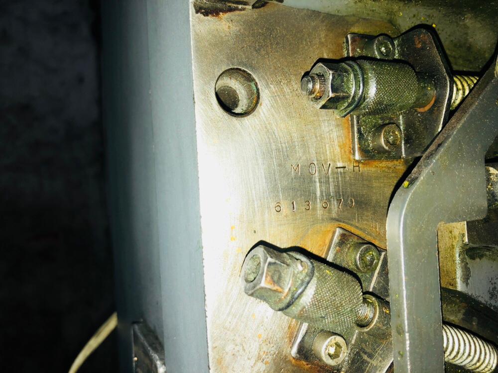 1994 Heidelberg MOVH, STRAIGHT MACHINE