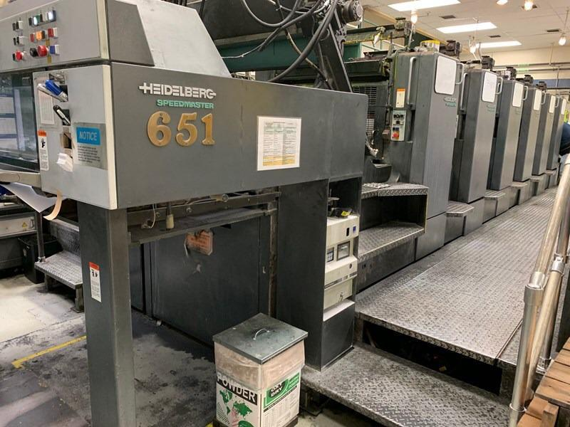 1997 HEIDELBERG 102 SIX COLOR