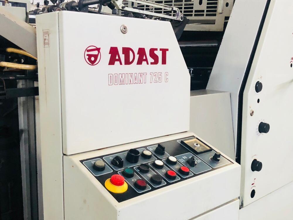 1998 Adast Dominant 725 C,